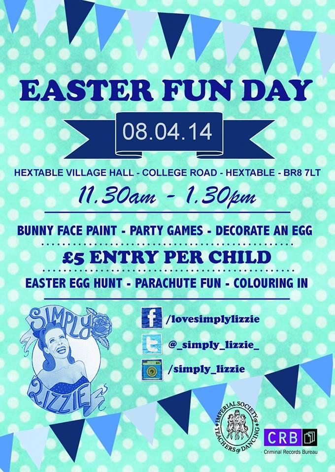 Easter Fun Day!