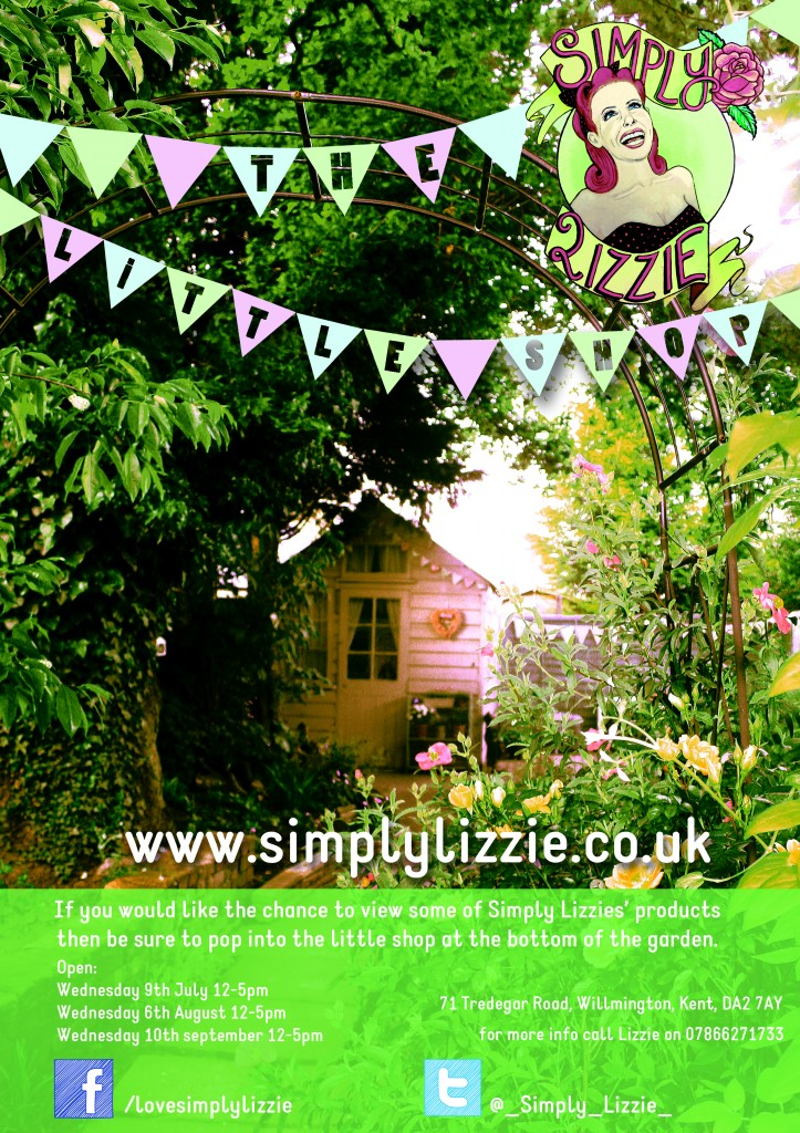 Visit Simply Lizzie's little shop