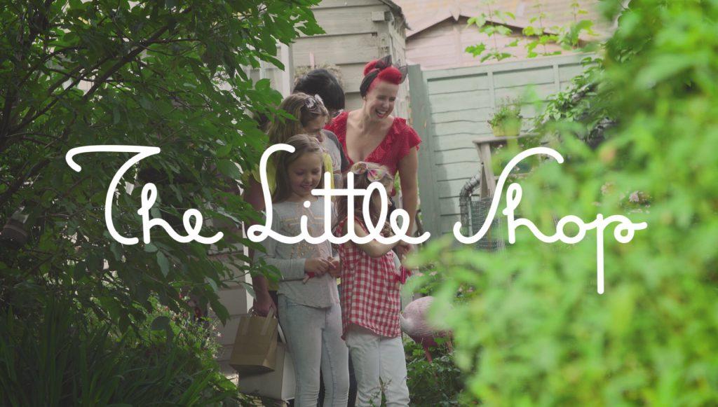 The Little Shop (July 2017)