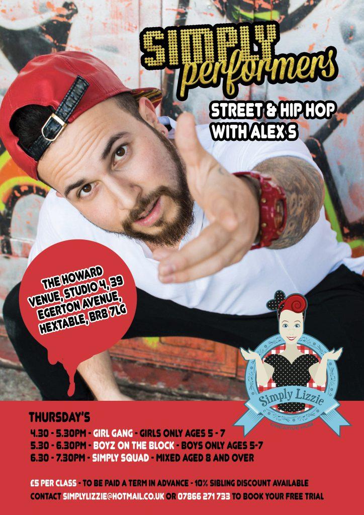 Street & Hip Hop with AlexS