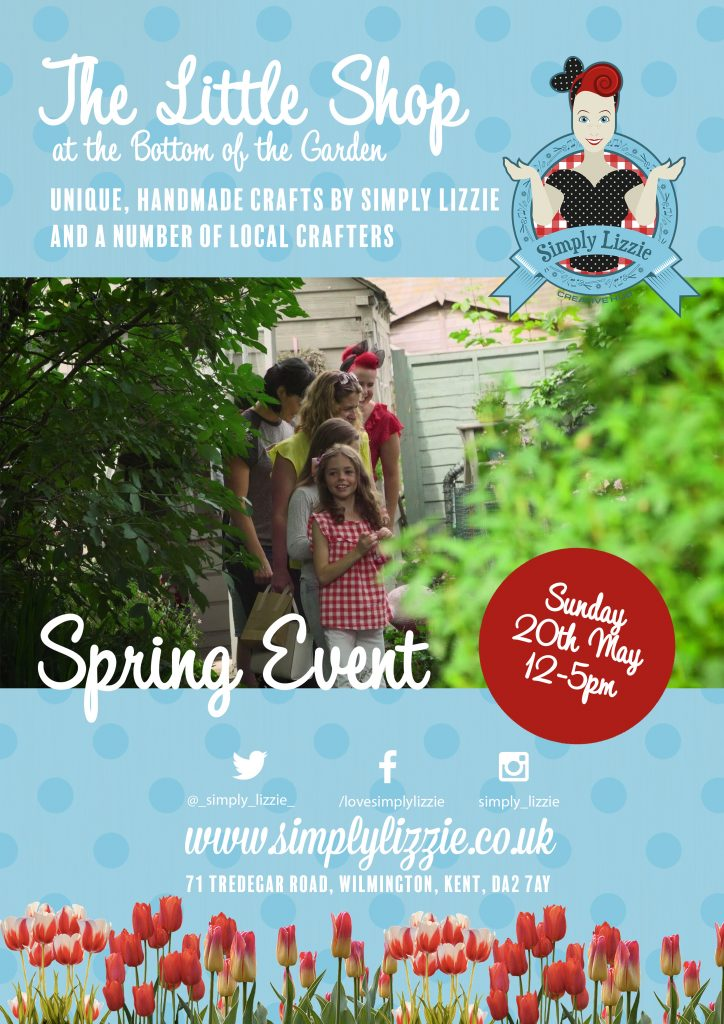 The Little Shop SPRING EVENT